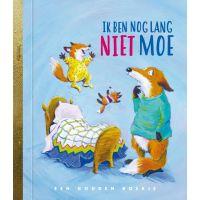 Ik Ben Nog Lang Niet Moe - Gouden Boekje - BOEK