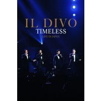 Il Divo - Timeless - Live In Japan - DVD