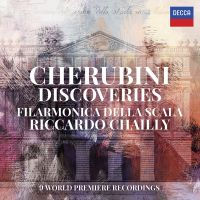 Riccardo Chailly - Cherubini Discoveries - CD