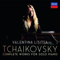 Valentina Lisitsa - Tchaikovsky: The Complete Solo Piano - 10CD