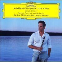 Andreas Ottensamer - Yuja Wang - Blue Hour: Weber, Brahms, Mendelssohn - CD