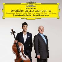 Kian Soltani - Dvorak: Cello Concerto - CD