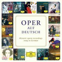 Oper Auf Deutsch - 15CD