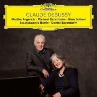 Claude Debussy: Fantaisie, Violin Sonata, Cello Sonata - CD