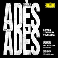 Thomas Ades - Adès Conducts Adès - CD