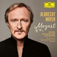 Albrecht Mayer - Mozart: Works for Oboe and Orchestra - CD