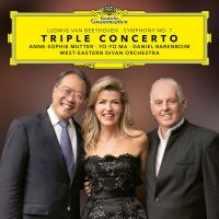 Anne-Sophie Mutter - Beethoven: Triple Concerto & Symphony No. 7 - CD