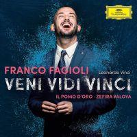 Franco Fagioli - Veni, Vidi, Vinci - CD