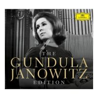 Gundula Janowitz - The Gundula Janowitz Edition - 14CD