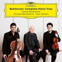 Daniel Barenboim, Michael Barenboim, Kian Soltani - Beethoven Trios - 3CD