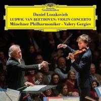 Daniel Lozakovich - Beethoven: Violin Concerto - CD