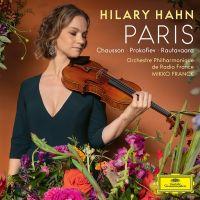 Hilary Hahn - Paris - CD