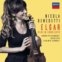 Nicola Benedetti - Elgar - CD