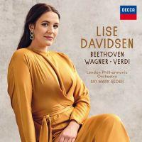 Lise Davidsen - Beethoven - Wagner - Verdi - CD