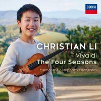 Christian Li - Vivaldi: The Four Seasons - CD