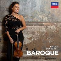 Nicola Benedetti - Baroque - CD