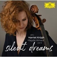 Harriet Krijgh - Silent Dreams - CD