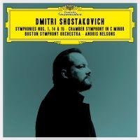Shostakovich: Symphonies Nos. 1, 14 & 15 - 2CD
