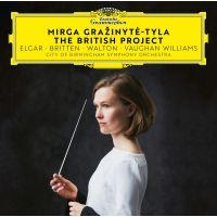 Mirga Grazinyte-Tyla - The British Project - CD