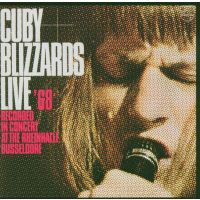 Cuby And The Blizzards - Live '68 - CD