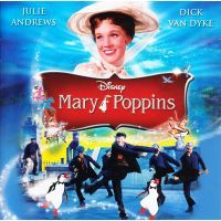 Mary Poppins - Original Walt Disney Records Soundtrack - CD