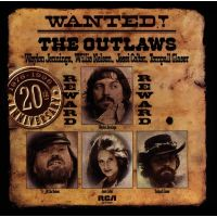 Waylon Jennings, Willie Nelson, Jessi Colter, Tompall Glaser - Wanted! The Outlaws - CD