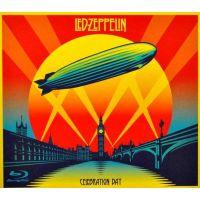 Led Zeppelin - Celebration Day - 2CD+Bluray+DVD