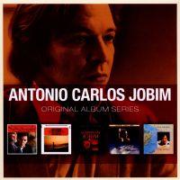 Antonio Carlos Jobim - Original Album Series - 5CD