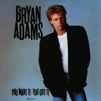 Bryan Adams - You Want It You Got It - CD