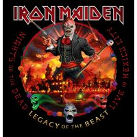 Iron Maiden - Nights Of The Dead - Live In Mexico City - 2CD