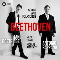 Beethoven - Songs And Folksongs - Ian Bostridge And Antonio Pappano - CD