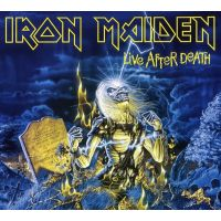 Iron Maiden - Live After Death - Remasered - 2CD