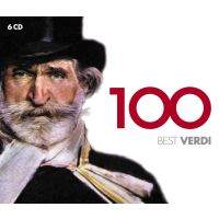 100 Best - Verdi - 6CD