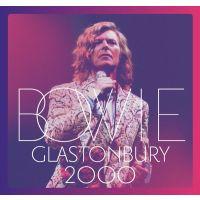 David Bowie - Glastonbury 2000 - 2CD
