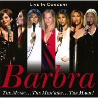 Barbra Streisand - The Music... The Mem'ries... The Magic! - CD