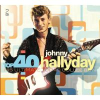 Johnny Hallyday - Top 40 - 2CD