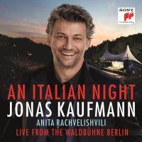 Jonas Kaufmann - An Italian Night Live - CD