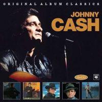 Johnny Cash - Orig. Album Classics - 5CD
