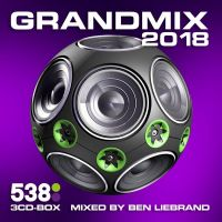 Grandmix 2018 by Ben Liebrand - 3CD