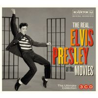 Elvis Presley - At The Movies - The Real... - 3CD