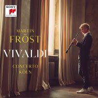 Martin Frost - Vivaldi - CD