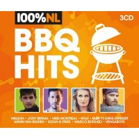 100%NL - BBQ Hits - 3CD