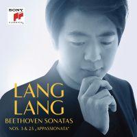 Lang Lang - Beethoven Sonatas Nos. 3 & 23 - Appasionata - CD
