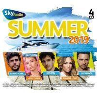 Skyradio - Summer 2019 - 4CD
