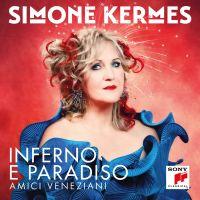 Simone Kermes - Inferno E Paradiso - CD