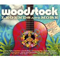 Woodstock - Legends And More - 3CD