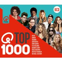 QMusic - Q Top 1000 - 2019 - 6CD