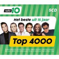 Radio 10 - Het Beste Uit 15 Jaar Top 4000 - 5CD