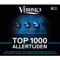 Radio Veronica - Top 1000 Allertijden 2019 - 5CD