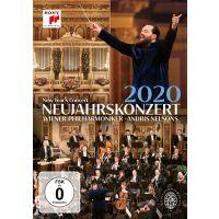 Neujahrskonzert 2020 - Andris Nelsons Und Wiener Philharmoniker - DVD